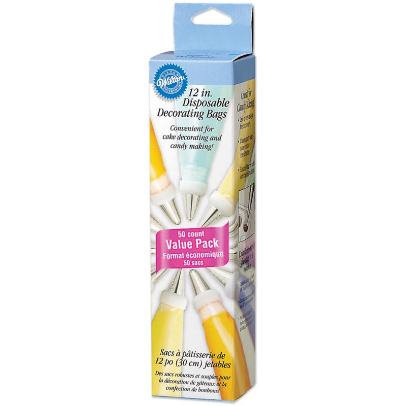 Wilton Disposable Decorating Bags