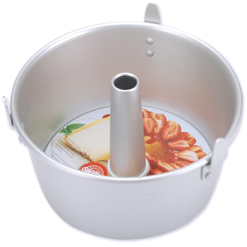 Wilton Mini-Angel Food 2-Part Bakeware Pan