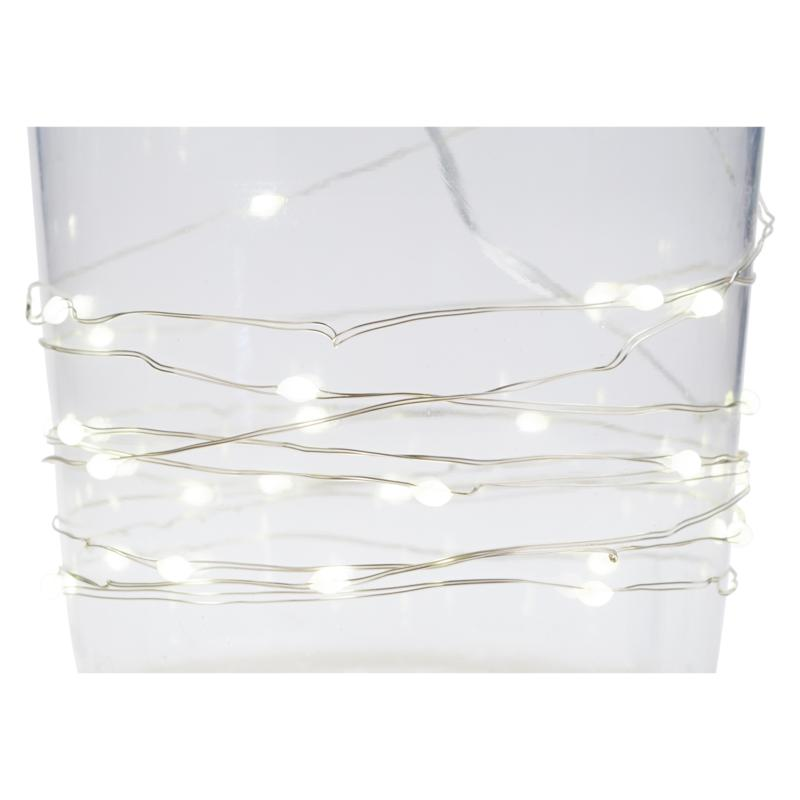 Winter Lane Set of 3 Dual Color 11' String Lights with Remote