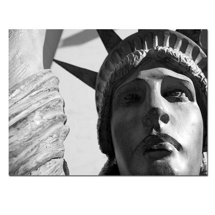 "Yale Gurney 'Liberty' Giclee Wall Print - 24"" x 32"""